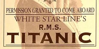 להרפתקנים בלבד: הזמנה למסע בצוללת לעבר שרידי הטיטאניק