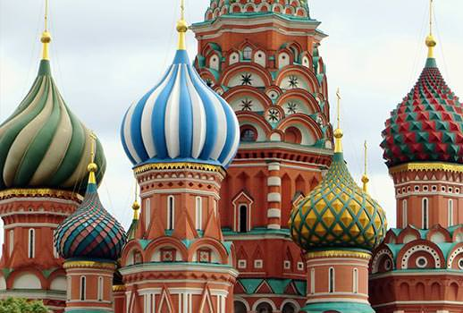 מראות אופייניים בטיול מאורגן לרוסיה