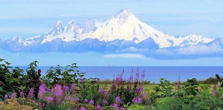 אתרים נבחרים באלסקה
