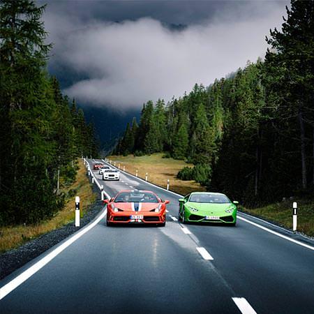 טיול לגרמניה ואוסטריה - 6 ימים - בוואריה והאלפים האוסטרים ברכב יוקרה