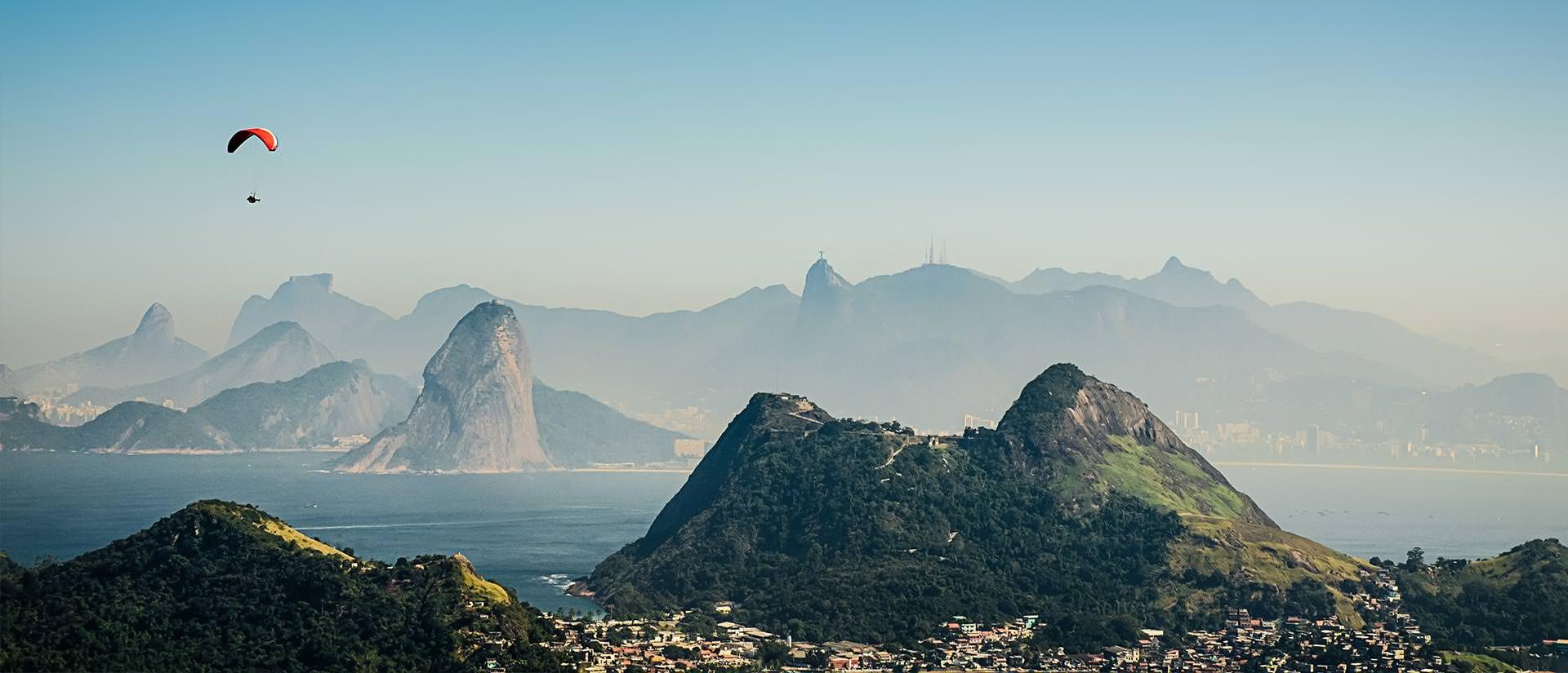 אתרים נבחרים בברזיל