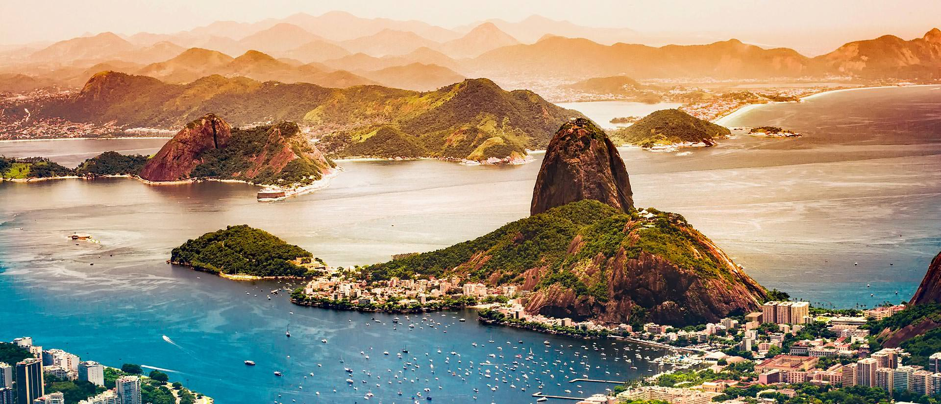 טיולים מאורגנים לברזיל
