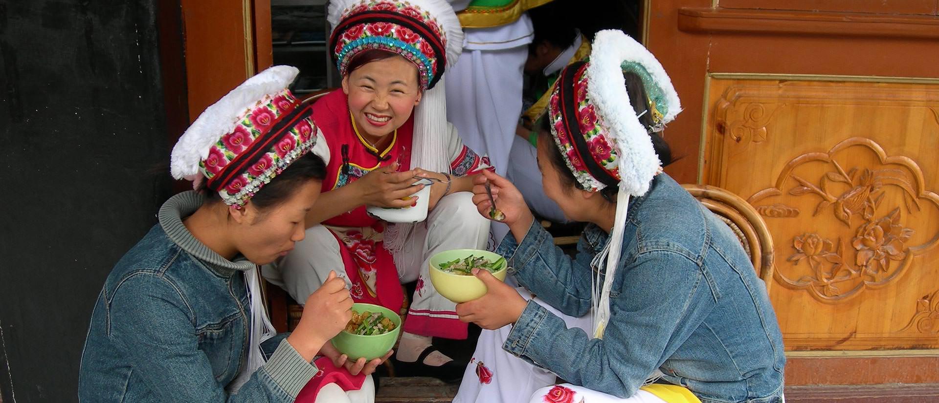 אוכל רחוב בסין