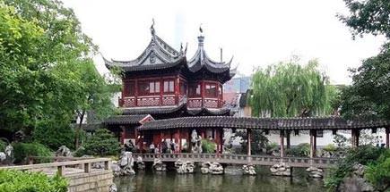 גני יו בשנגחאי, סין