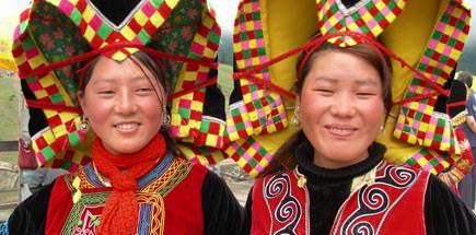 השבטים של מחוז יונאן