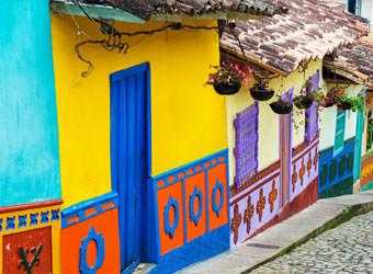 טיולים מאורגנים לקולומביה