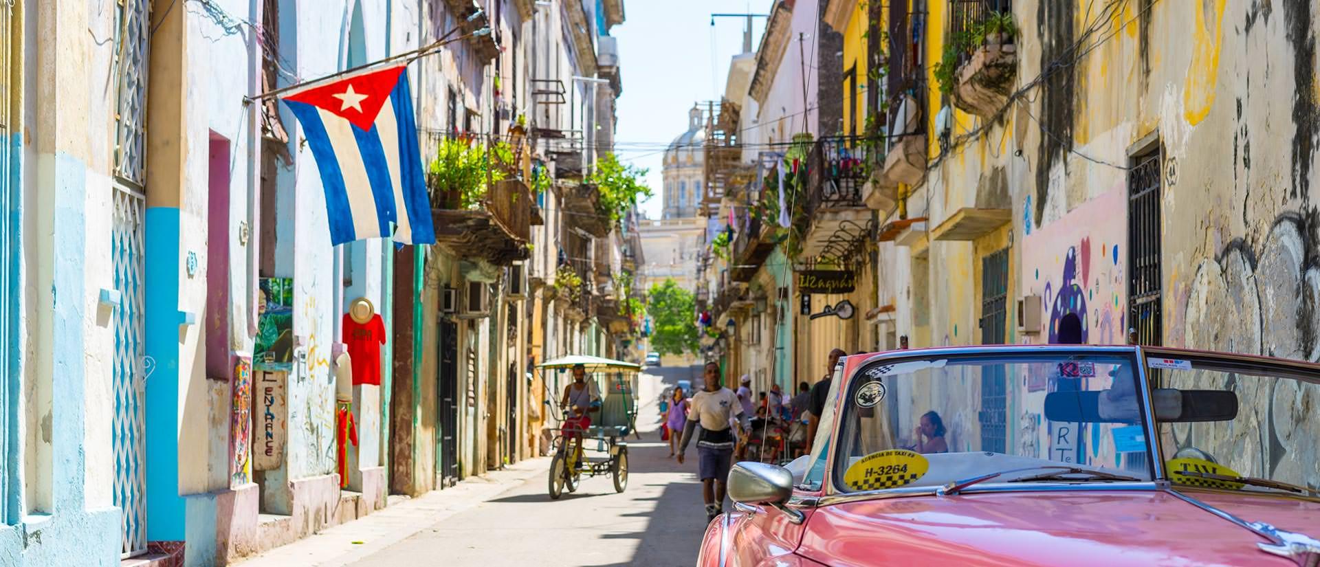 אתרים נבחרים בקובה