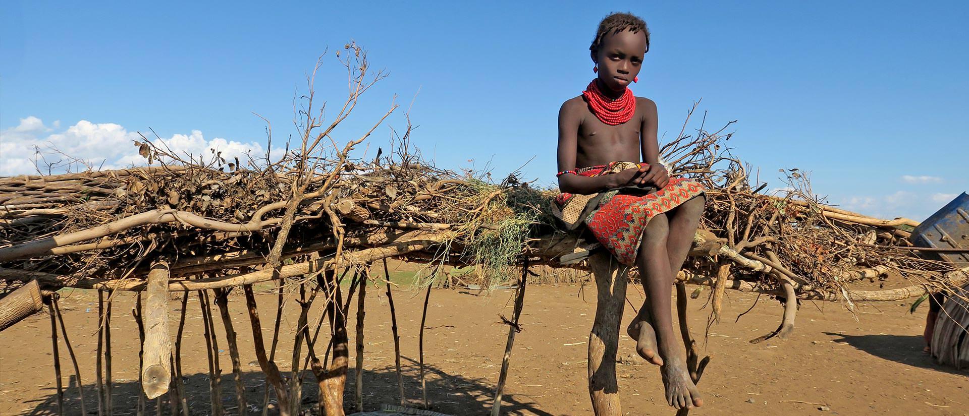 אתרים נבחרים באתיופיה
