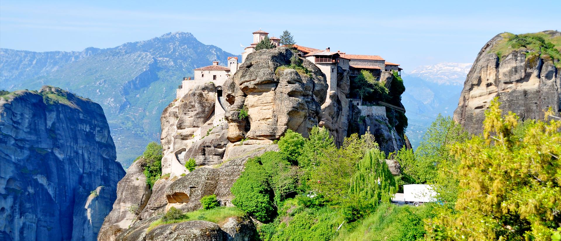 מנזרי מטאורה - טיולים מיוחדים לאירופה