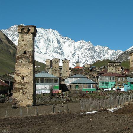 טיול מאורגן לגאורגיה וארמניה