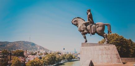 טביליסי בירת גאורגיה - טיול מאורגן לגאורגיה