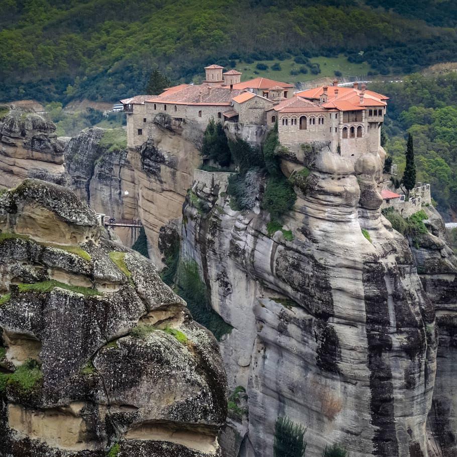 טיול ליוון - 9 ימים - אל יוון ההררית: מסלוניקי דרך פליון וחבלי הארץ איפירוס ואבריטניה, היפים ביוון