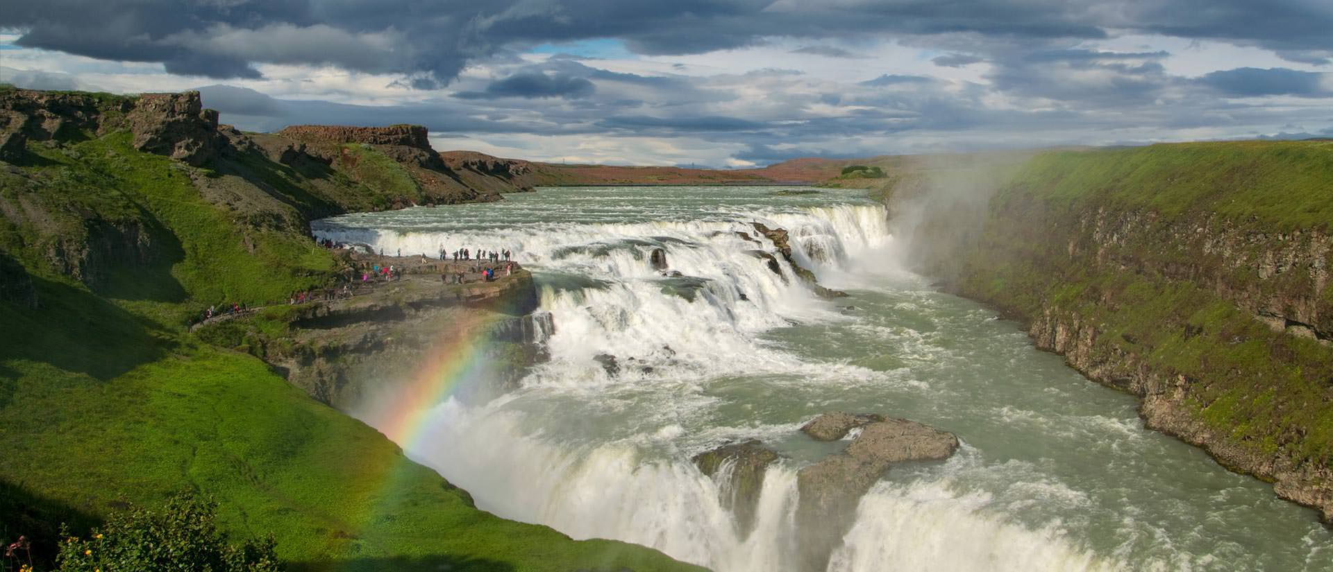 הנופים של איסלנד