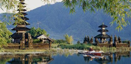 אתרים נבחרים באינדונזיה