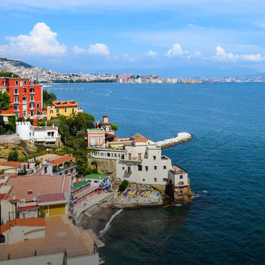 סמינר מטייל בדרום איטליה - 5 ימים - בין נאפולי לסורנטו