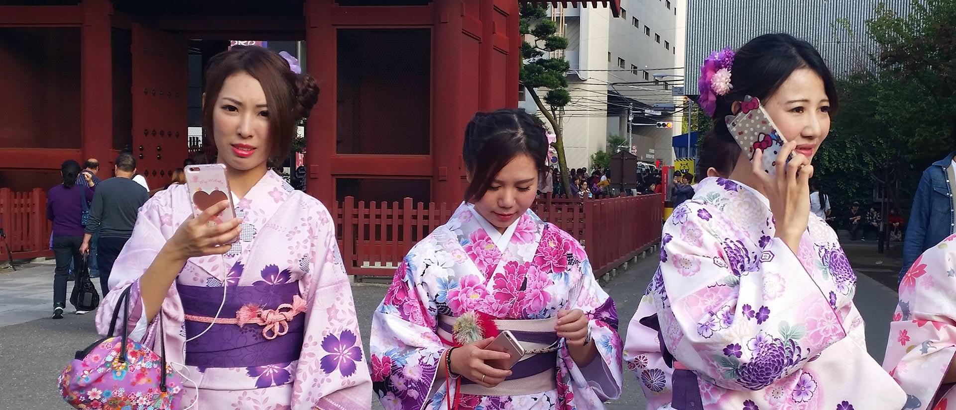יפן והמערב - דברים שכל תייר ביפן צריך לדעת
