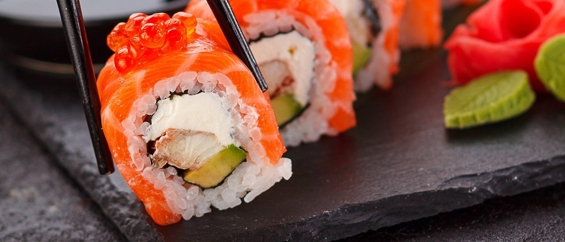 סושי ביפן - טרי, אסתטי וטעים