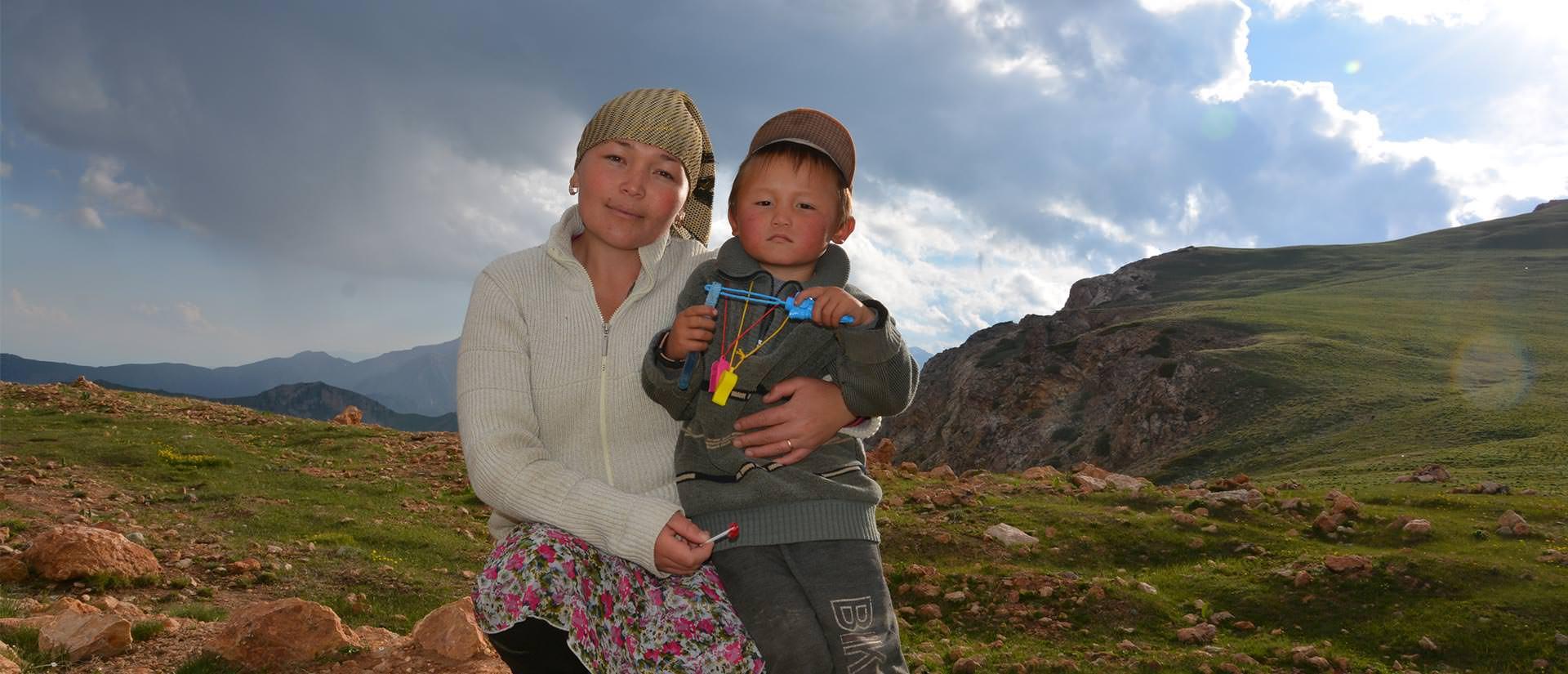 טיולים מאורגנים לקירגיזסטן