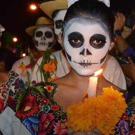 טיול למקסיקו וגואטמלה - 17 יום - בחגיגות יום המתים בוואחקה