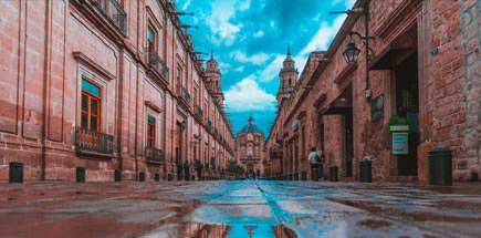 אתרים נבחרים במקסיקו