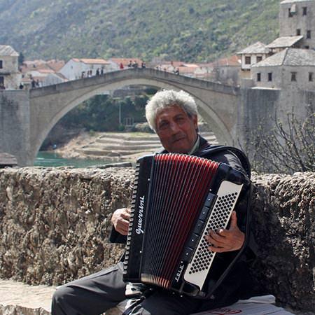 טיול חוצה בלקן - 15 יום - מסע מוסיקלי בין דתות, עמים ותרבויות