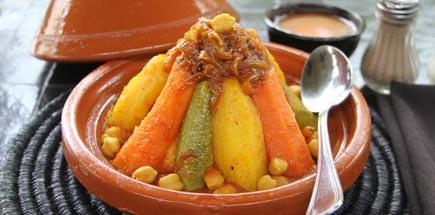 מסעדות מומלצות לקוסקוס במרקש - טיול מאורגן למרוקו