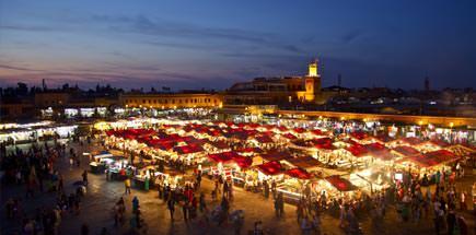 אתרים מומלצים במרקש - טיולים מאורגנים למרוקו