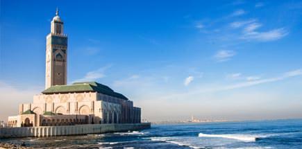 אתרים נבחרים במרוקו