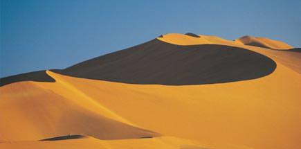 אתרים נבחרים בנמיביה