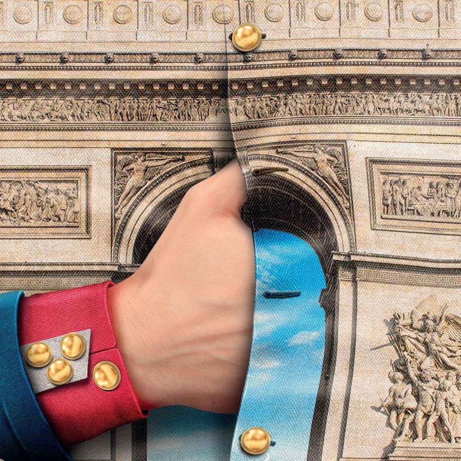 טיול לקורסיקה, צרפת ובלגיה - 11 יום - בעקבות נפוליאון