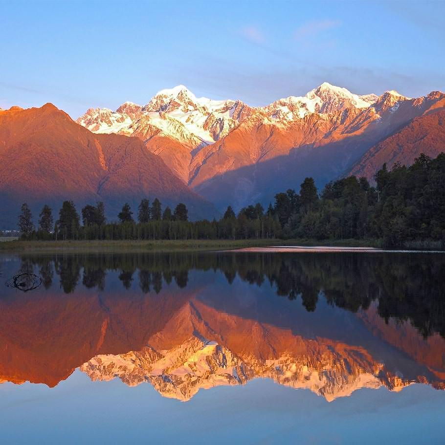 טיול לניו זילנד - 22 יום - טיול עומק מיערות הגשם לפיורדים הדרומיים