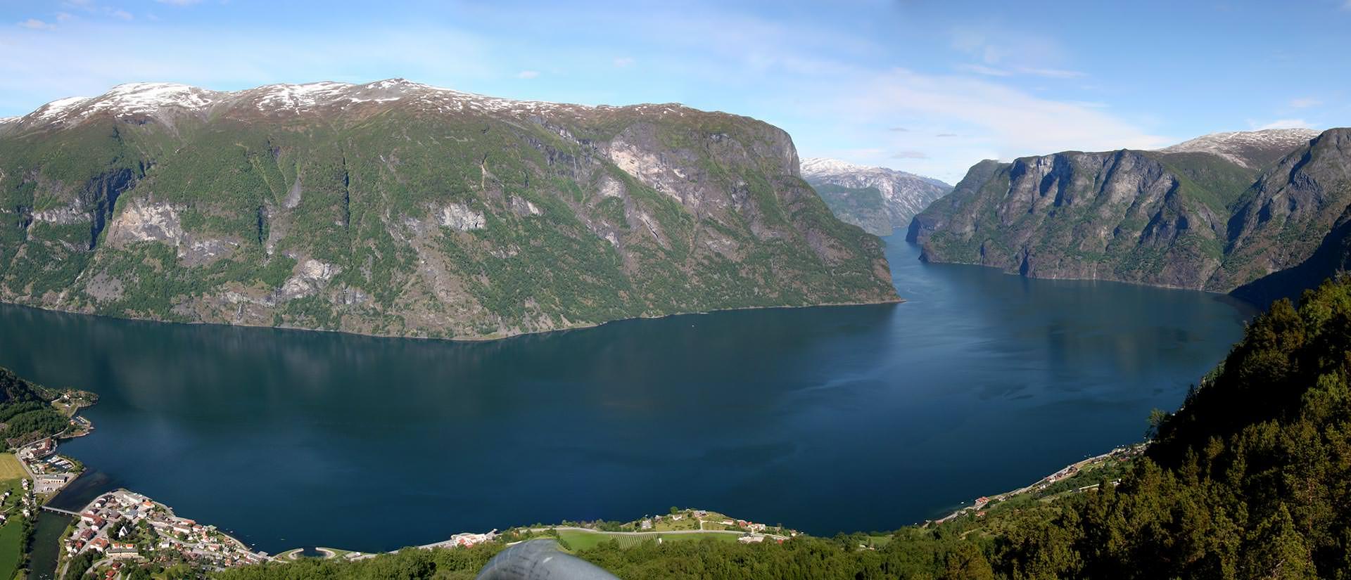טיול מאורגן לנורבגיה עם המומחים של החברה הגיאוגרפית