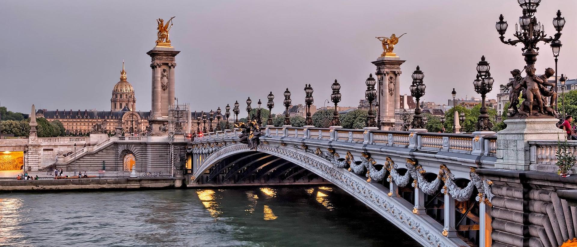 סמינר מטייל בפריז - 6 ימים - פריז הסמויה מן העין