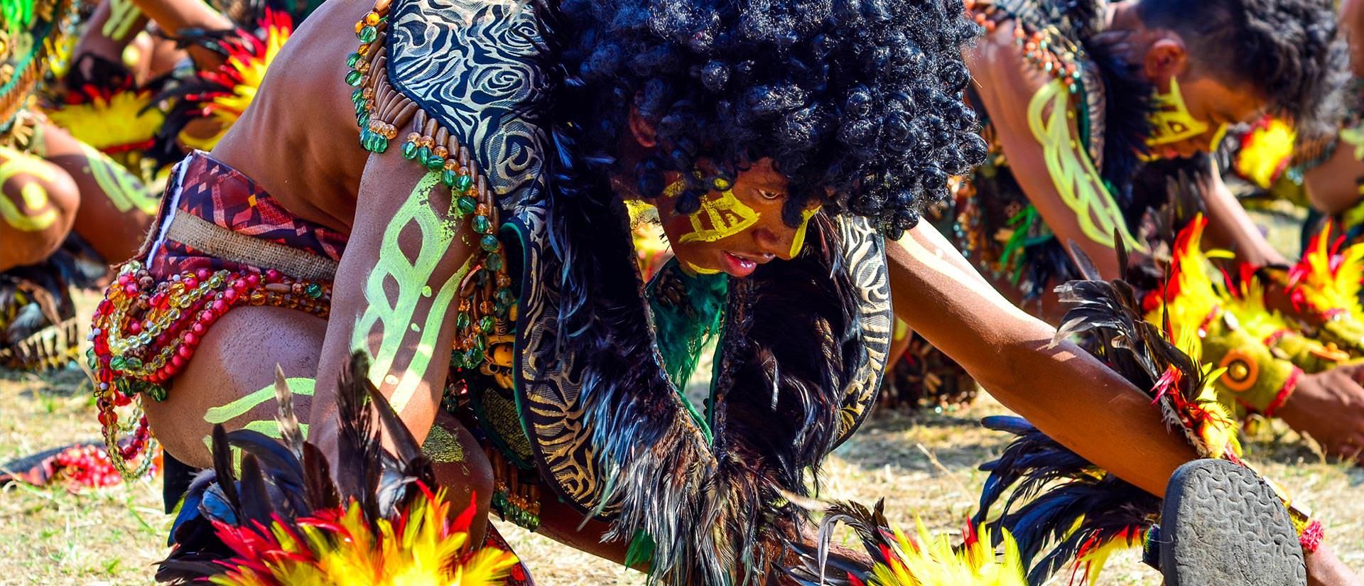 פסטיבל אטי אטיהן בפיליפינים
