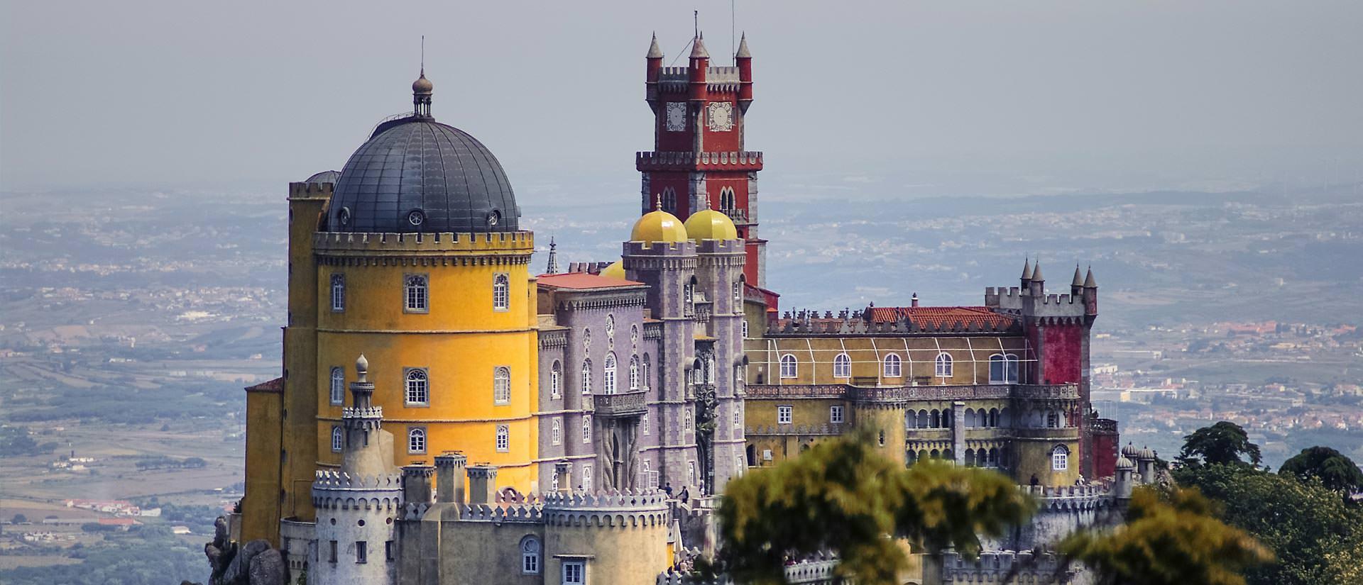 אמנון פנה בסינטרה, פורטוגל