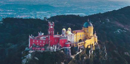 טיול מאורגן לפורטוגל - הטירות הקסומות של פורטוגל