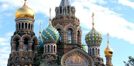 טיול לרוסיה - היסטוריה, תרבות ומורשת בסנט פטרסבורג