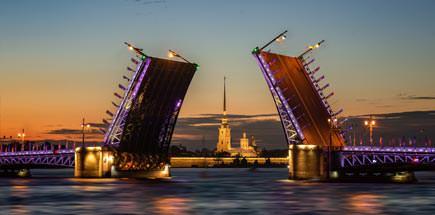טיול מאורגן לרוסיה - לילות לבנים בסנט פטרסבורג