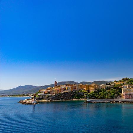 טיול לסרדיניה וקורסיקה - 8 ימים - קסמם של איי הים התיכון