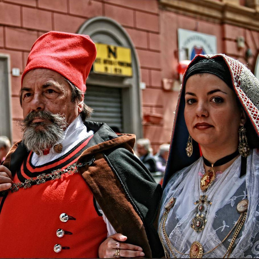 טיול לסרדיניה - 7 ימים - באירוע הפולקלור הגדול - פסטיבל האביב