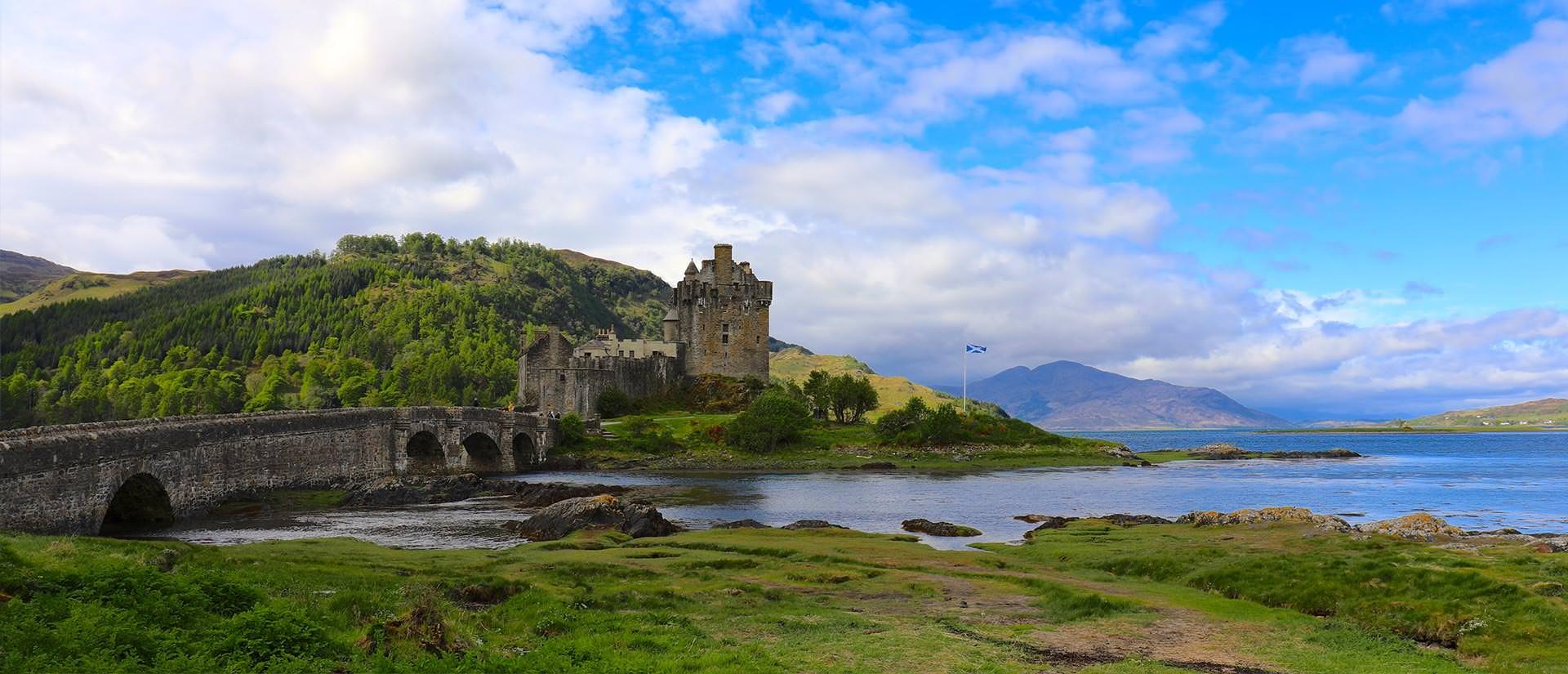 טיול לסקוטלנד - 8 ימים - טבע פראי, אגמים, טירות וויסקי בארצו של וויליאם וולאס