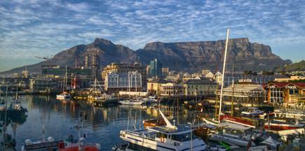 קייפ טאון והר השולחן - טיול מאורגן לדרום אפריקה