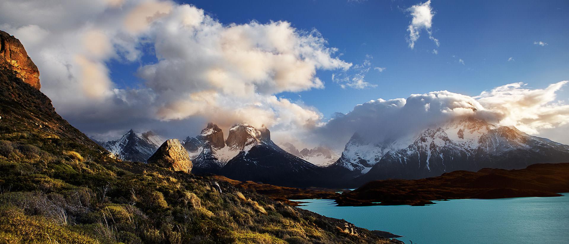 טיולים מאורגנים לצ'ילה