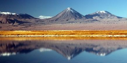 אתרים נבחרים בדרום אמריקה - צפון צ'ילה