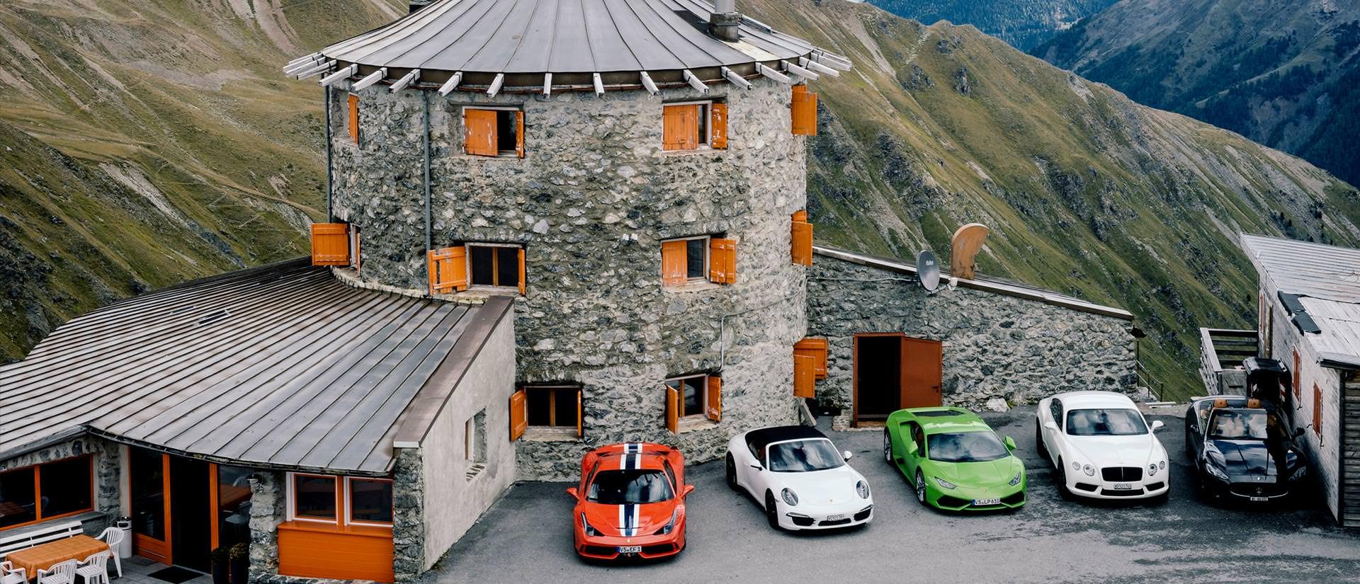 טיול לשוויץ וצפון איטליה - 5 ימים - סנט מוריץ ומעבר סטלביו ברכב יוקרה