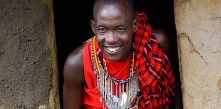 מפגש עם שבט המסאי - טיול מאורגן לטנזניה
