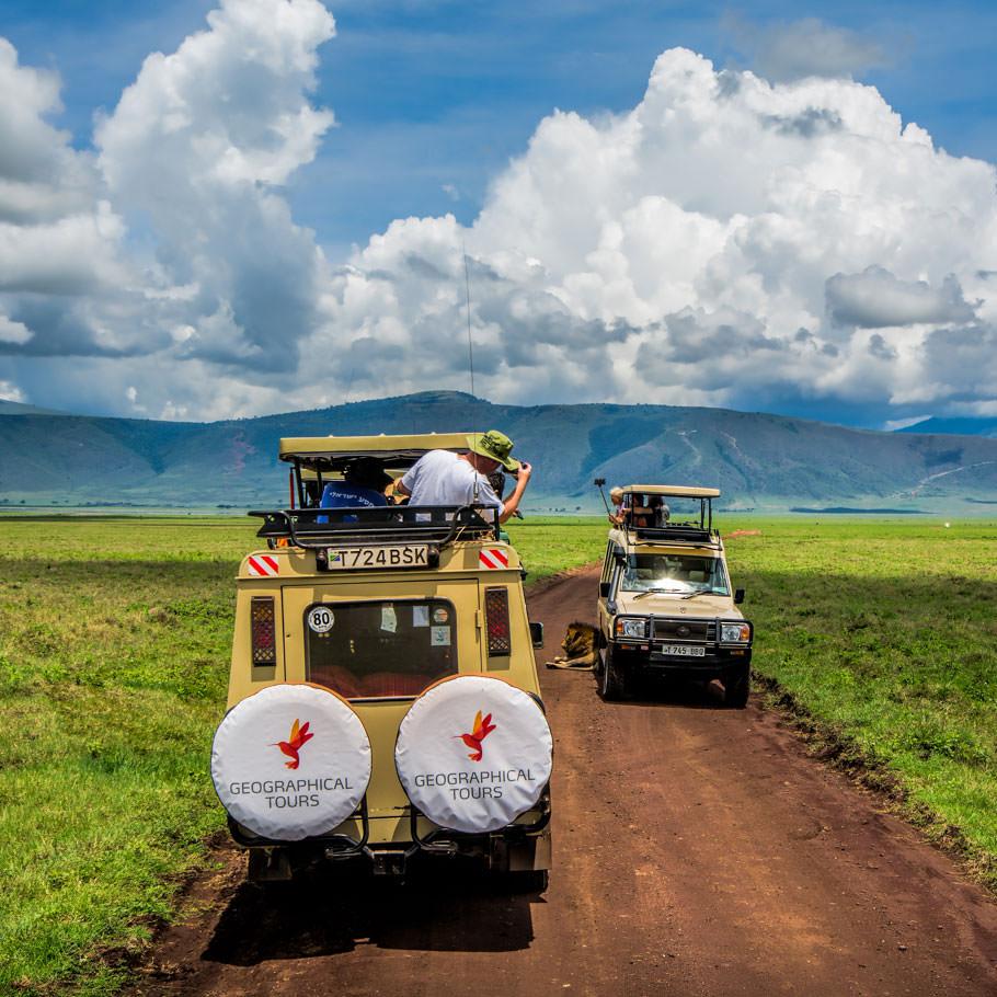 טיולים מאורגנים לחו''ל- בעקבות הנדידה הגדולה בטנזניה