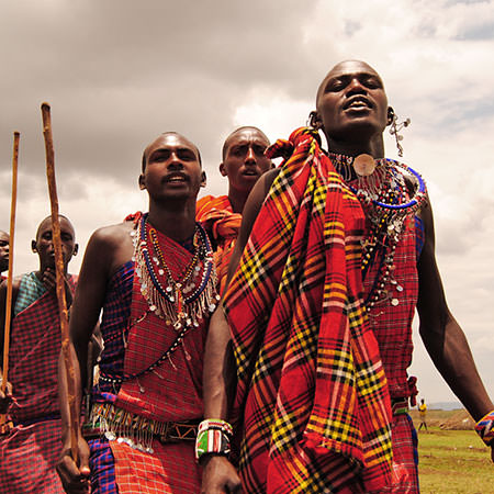 טיול לטנזניה בטיסה ישירה - 9 ימים - חוויה מסאית