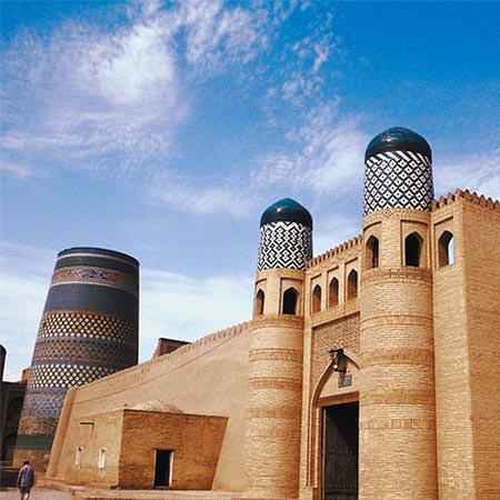 טיול לאוזבקיסטן - 10 ימים - אל ערי המסחר העתיקות
