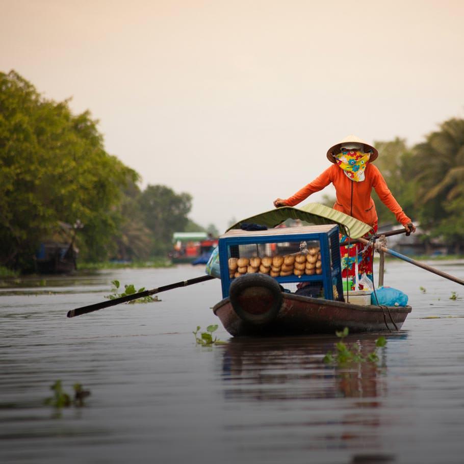 טיול לויאטנם וקמבודיה - 17 יום - קיסרות הדרקון הקטן וקיסרות מסתורית בג'ונגל